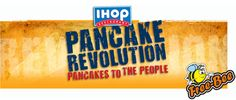 3 FREE Meals from IHOP! #pinupnetwork
