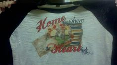 Home is where the heart is Red Sox Baseball, Casual Shirts, Fashion Outfits, Trending Outfits, My Style, Home, Boston Red, T Shirt, Clothes
