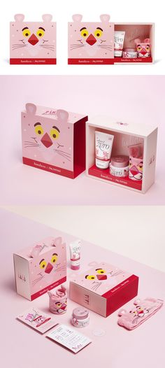 A box that would appeal to little girls. Kids Packaging, Cute Packaging, Cosmetic Packaging, Brand Packaging, Fashion Packaging, Cosmetic Design, Up Book, Packaging Design Inspiration, Box Design
