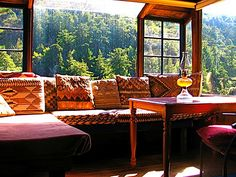 rustic, romantic - Vacation Rental - Rainbows and Dragons Hike Inn, Big Sur, California