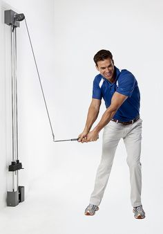 "The Extra 20 Yards® is a patented high quality strength product that replicates the golf swing, and builds the muscles that create club head speed, allowing you to hit the ball further. Learn More at extra-yards.com     ""GOLF SWING TIPS"": Everyone wants a simple repeatable swing that they can count on.  There has been so much written on the mechanics of a golf swing that you can easily become overwhelmed."