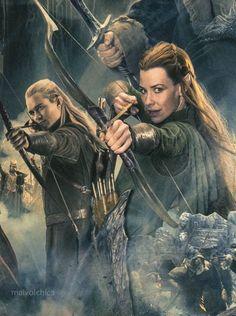 El Hobbit La Batalla de los cinco ejercitos 3