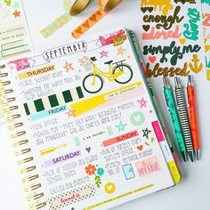 Planner page inspiration                                                       …