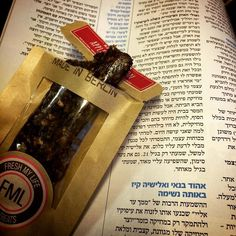 Wish I knew what is says here unfortunately can't read Hebrew just yet  so will just eat the #paleo #energy bar and pretend I am reading   #freshmylife #berlin #primal #vegan #bio #eat #real #food #foodie #lifestyle not a #diet #snack #apple #fitnessfood #fitfam #fitness #crossfit #foodprep #noexcuses #motivation #fml #travel #energyboost