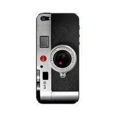 Retro Camera iPhone 5/5s Vinyl Decal | dotandbo.com