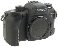 Minolta Maxxum 7 35mm SLR Camera (Body Only) - http://allgoodies.net/minolta-maxxum-7-35mm-slr-camera-body-only/