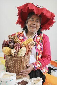 Servindi » Perú: Agricultores ecológicos inician participación en feria gastronómica Mistura | Servicios en Comunicación Intercultural Servindi