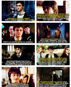 Book Harry really is a sass master.