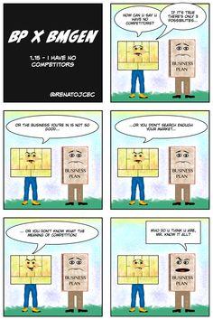 BP vs #BMGen 1.15 No Competitors @ BMGenComics #custdev #leanstartup http://materiais.bmgenbrasil.com/bmgen-comics-en