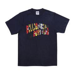BILLIONAIRE BOYS CLUB NAUTICAL ARCH LOGO S/S TEE 15SUMMER