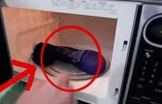Uses for your microwave.