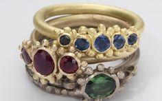 The jewelers @ London Craft Week
