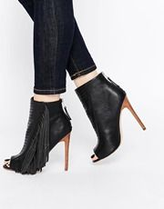 ASOS | ASOS HAPPY DAYS Heeled Sandals at ASOS