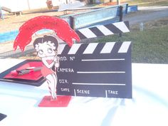 Betty Boop Birthday Party Ideas | Photo 12 of 15 | Catch My Party