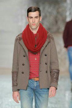 Coleçao outono/inverno (2015) - moda masculina