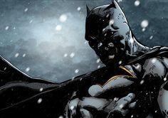 Batman Rebirth by zarejpv