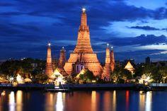 Wat Arun by Eo NaYa on 500px
