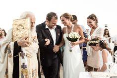 Wedding in Greece #vangelis_photography #wedding_photography_greece See more http://www.love4weddings.gr/summer-wedding-gytheio/