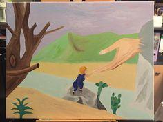 """Après quelques jours de pause, voici la 4eme étape de mon tableau """"La passion en héritage """" (peinture à l'huile) <3 Passion, Voici, Painting, Oil On Canvas, Acrylic Paintings, Board, Paintings, Draw, Drawings"""