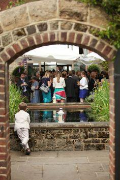 Wedding photography at Bartholomew Barn, Kirdford.