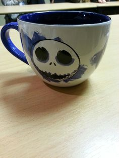 Nightmare Before Christmas-cup!!♡