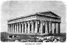 Image result for temple of hera sketches