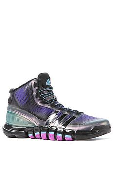 The Crazy Quick Sneaker in Black 1, Purple,