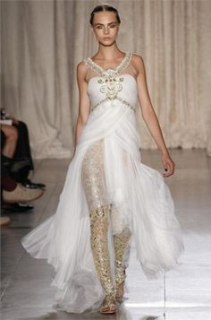 Marchesa : Collection printemps 2013 - Fashion Tips & Tricks about MakeUp Clothes and Shoes