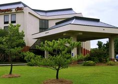 Hampton Inn New Bern - 200 Hotel Drive, New Bern, North Carolina, 28562