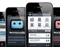 Inspiring portfolio of web, mobile and app design
