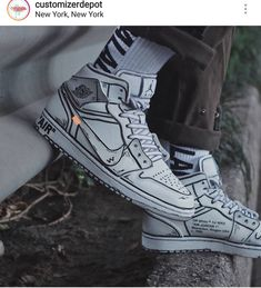 Hype shoes - Behind The Scenes By customizerdepot – Hype shoes Best Sneakers, Custom Sneakers, Custom Shoes, Sneakers Fashion, Shoes Sneakers, Fashion Shoes, Adidas Sneakers, Zapatillas Nike Air Force, Hypebeast Sneakers