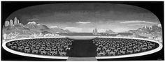 Adalberto Libera, La città ideale, sd (Dalla mostra Adalberto Libera. La città ideale, Mart, Rovereto)