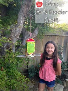 I want to try this milk carton bird feeder diy project. Adding it to my summer fun list! client.