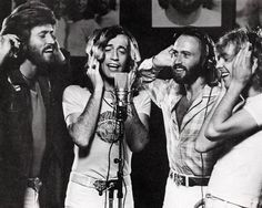 Peter Frampton & The Bee Gees