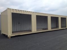 Shipping Container Horse Stalls | In order to fulfill the need for this space procurement managers on ...