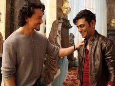 Nawazuddin Siddiqui on Tiger Shroff: He is pure magic
