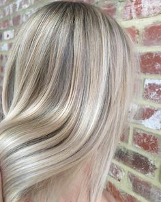 """872 Likes, 10 Comments - Blonde Hair Colour Studios (@vivalablonde) on Instagram: """"Look at these beautiful blonde tones @tristan_vivalablonde did a BIG clean up of this colour,…"""""""