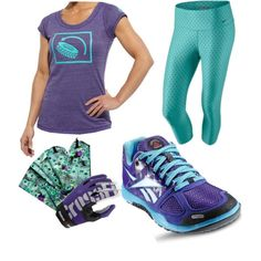 """""""WOD Wear 017"""" by sarcy321 on Polyvore  #CrossfitClothing, #crossfit"""