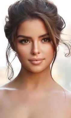 Most Beautiful Faces, Beautiful Lips, Beautiful Girl Image, Girl Face, Woman Face, Brunette Beauty, Hair Beauty, Belle Silhouette, Beautiful Blonde Girl
