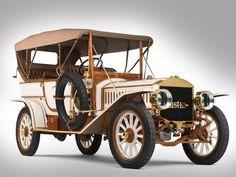 1909 Austin Model 60 Touring Car