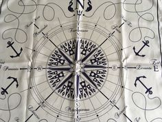 FABULOUS DSQUARED2 SQUARED ALL OVER THE WORLD, HAND ROLLED SILK SCARF #Dsquared2 #Scarf