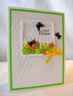 Tiny Garden by Pam MacKay - Cards and Paper Crafts at Splitcoaststampers