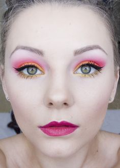electric orange – Idea Gallery - Makeup Geek