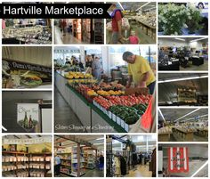 Hartville Marketplace also known as the Hartville Flea Market http://www.sistersshoppingonashoestring.com/visiting-hartville-kitchen-and-collectibles-hartville-marketplace-and-hartville-hardware
