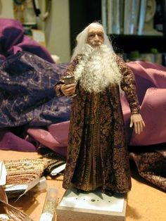 Creager Studios: Harry Potter Dumbledore 1/12th scale