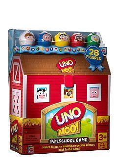 Mattel® Uno Moo Preschool Game #belk #toys