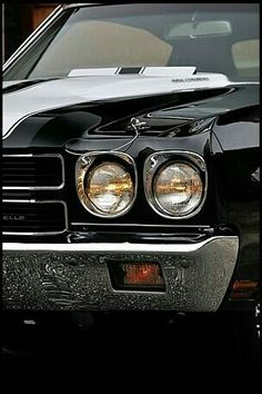 Top 7 All Time Best American Muscle Cars Chevy Chevelle Ss, Chevy Classic, Classic Cars, Chevy Muscle Cars, Us Cars, American Muscle Cars, Amazing Cars, Vintage Cars, Vintage Ideas