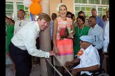 Les plus belles photos de Willem et Maxima aux Antilles.