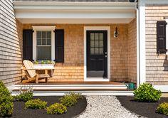 Front Porch. Shingle Home Front porch. Front Porch. Shingle Home Front porch ideas #FrontPorch #ShingleHomeporch Gable Building Corp.