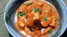 """Indian style Butter Chicken! """"One of my all time best sellers. So tasty - I add coconut milk for a little unique flavor boost to this dish""""  @allthecooks #recipe #chicken #indian #dinner"""